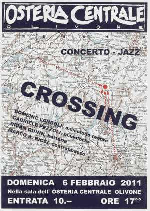 Jazz mit Crossing